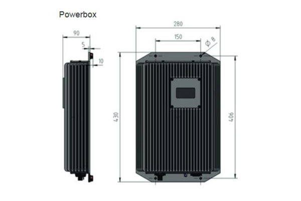 Powerbox Hydro Wizard 75